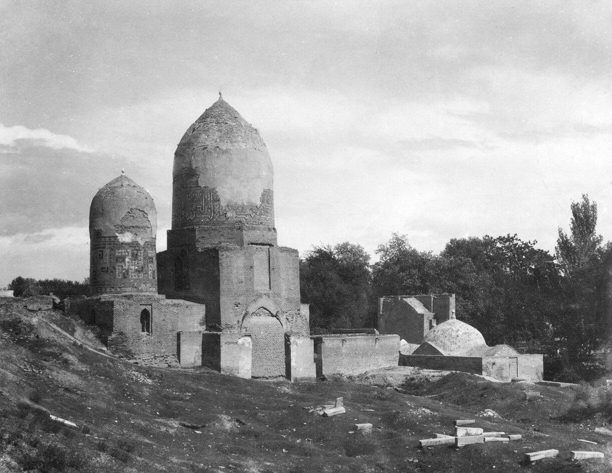 Некрополь Шахи-Зинда