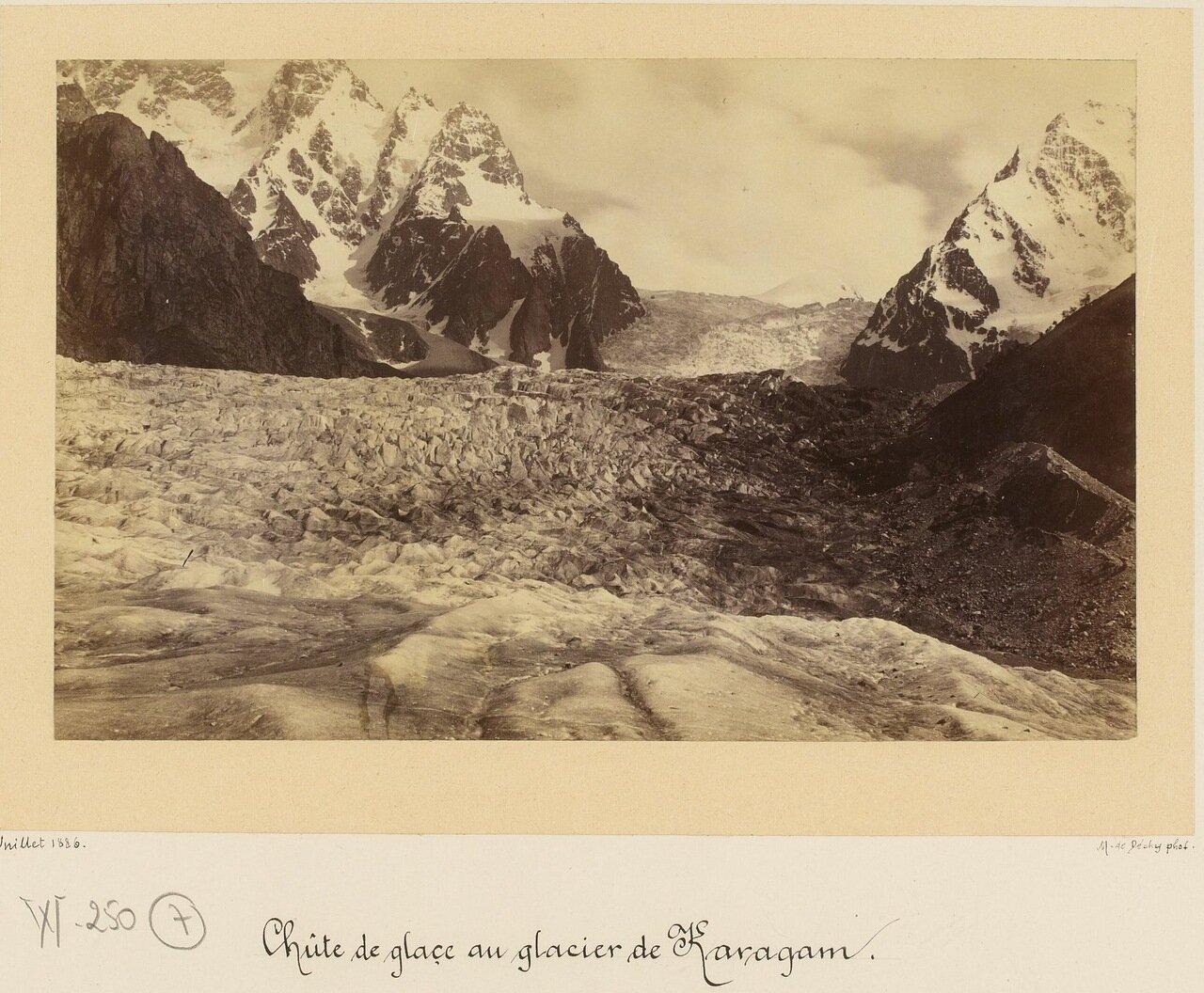 Ледник Караугом