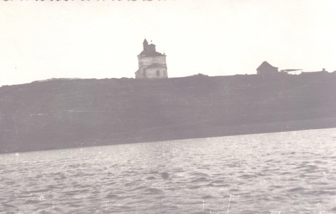 Крепость, вид с реки