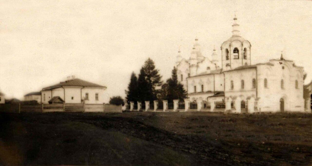 Одигитриевская церковь г. Кузнецка.   н.XX в.