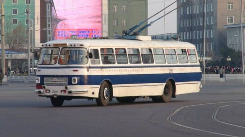 Пхеньян, Северная Корея, апрель 2013, фото Алексея Лушникова