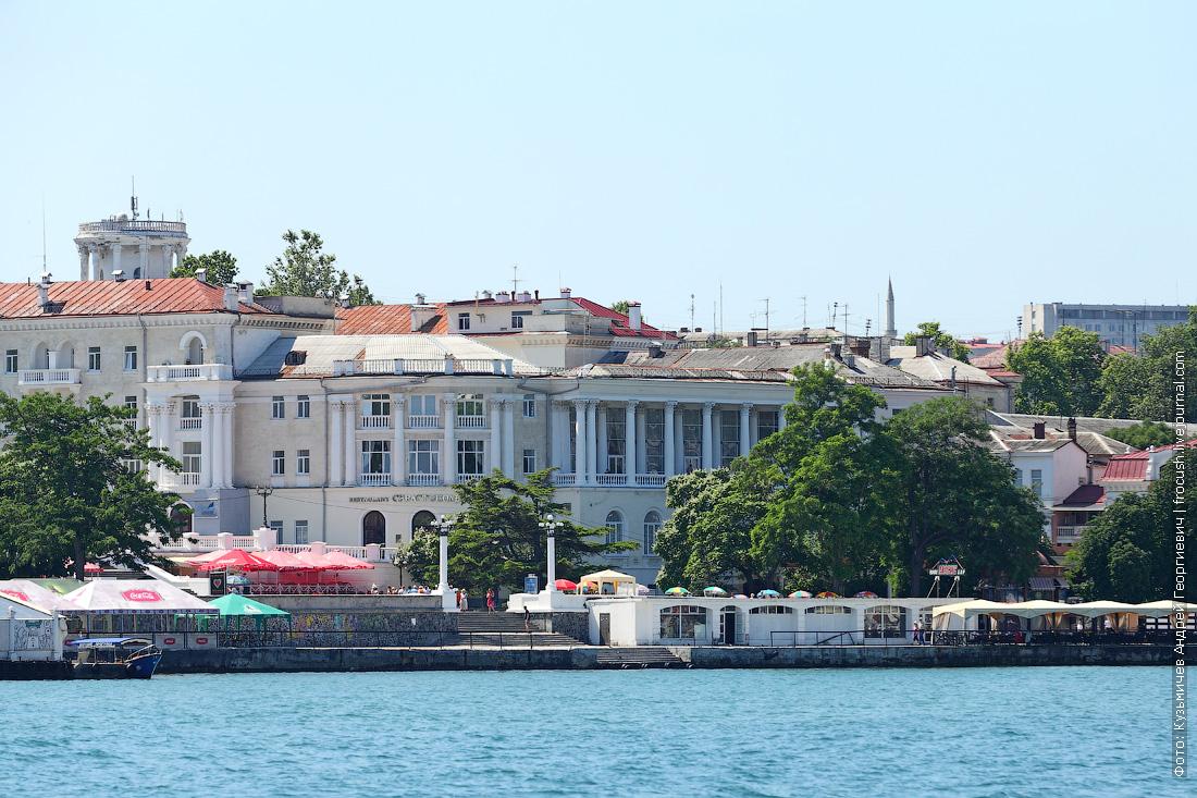 отель BEST WESTERN Севастополь