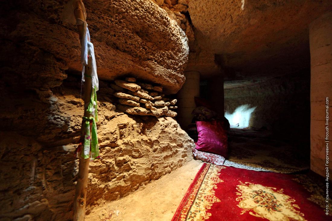 мечеть Султан-Эпе Мангистау