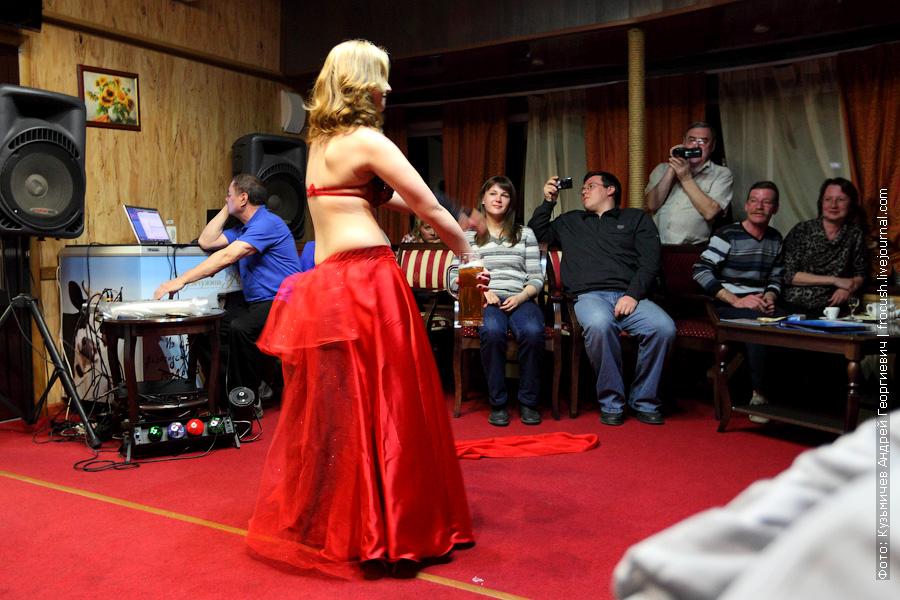 По случаю посещения города Чебоксары, на теплоходе прошла пивная вечеринка