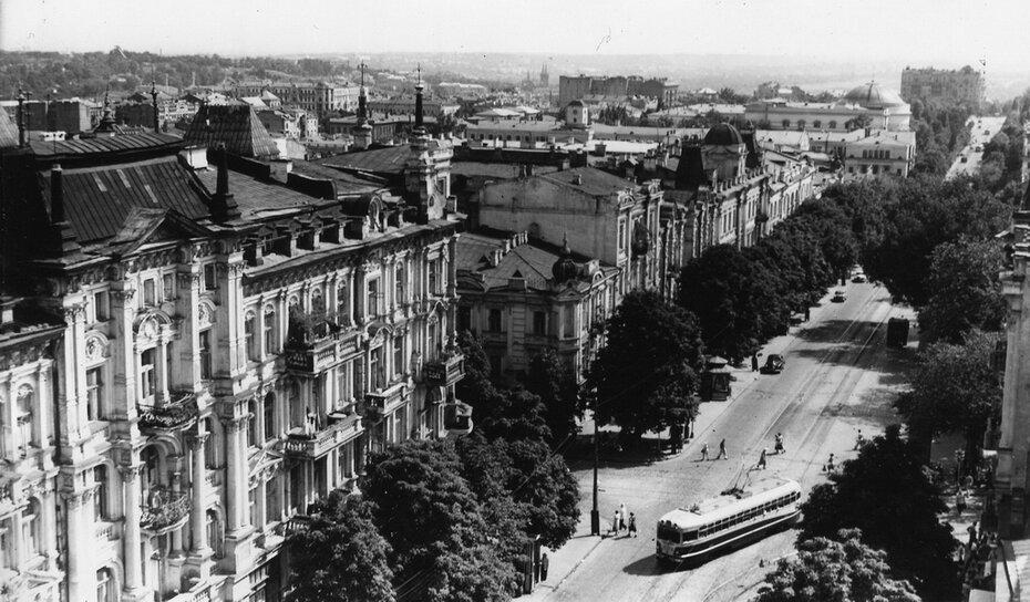 1957.07.12. Улица Владимирская