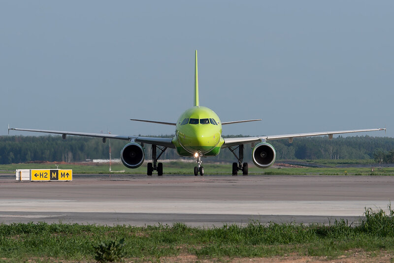 Airbus A320-214 (VQ-BPL) S7 DSC0561