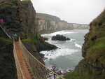 Carrick-a-Rede Rope Bridge North Ireland