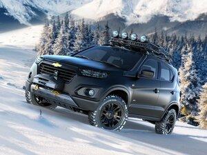 «АвтоВАЗу» необходимо 12 млрд на проект Chevrolet Niva II