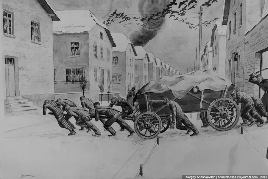 Рисунки узников Освенцима. 0_b8506_1728ecad_orig