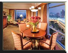 Малайзия. Mandarin Oriental Kuala Lumpur.kuala-lumpur-suite-park-suite-dining-room