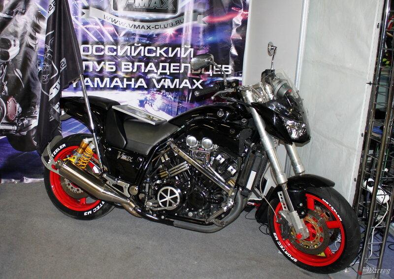 Клуб фанатов Yamaha VMAX