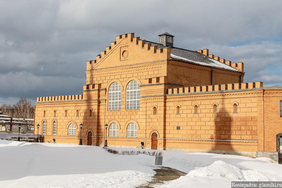 Музей истории Невьянского края.