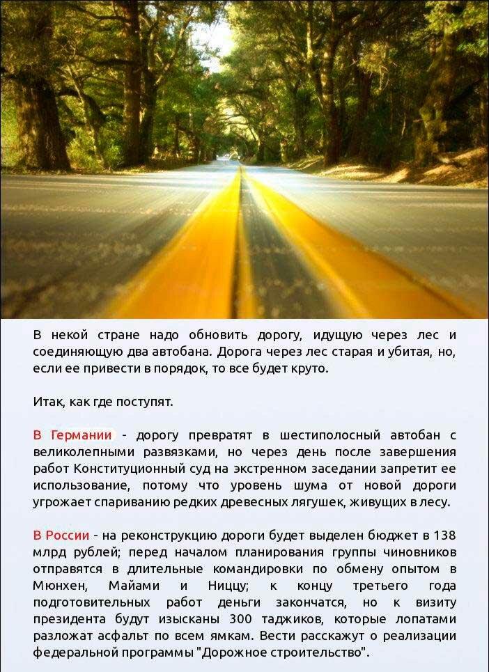 как строят дороги