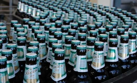 Старые фото Черногории, пиво Никшичко