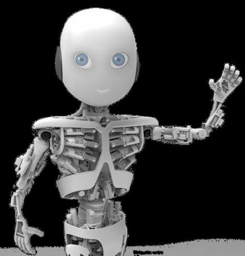Робобой с человеческими движениями