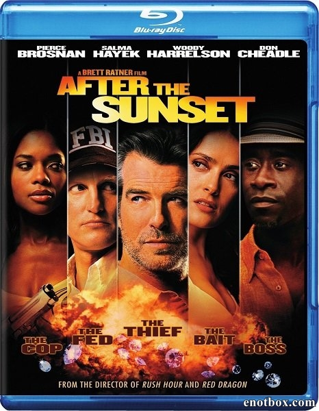 После заката / After the Sunset (2004/BDRip/HDRip)