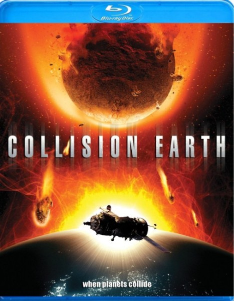 ������������ ����� / Collision Earth (2011) HDRip