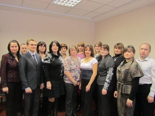 Коллектив Рамешковского районного суда