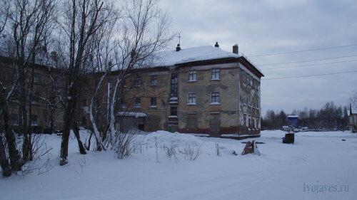 Фотография Инты №2816  Северо-восточный угол Коммунистической 18 31.01.2013_13:29