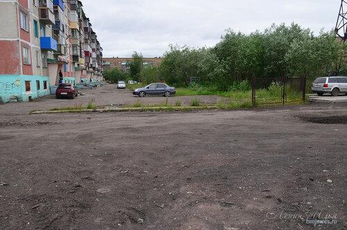 Фото города Инта №7897  Северо-западный угол Мира 34 02.07.2015_16:00