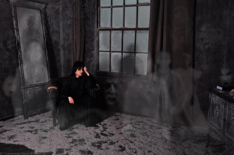 Снейп и призраки убитых магглов