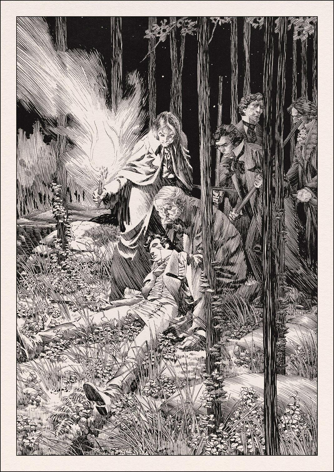 Berni Wrightson, Frankenstein