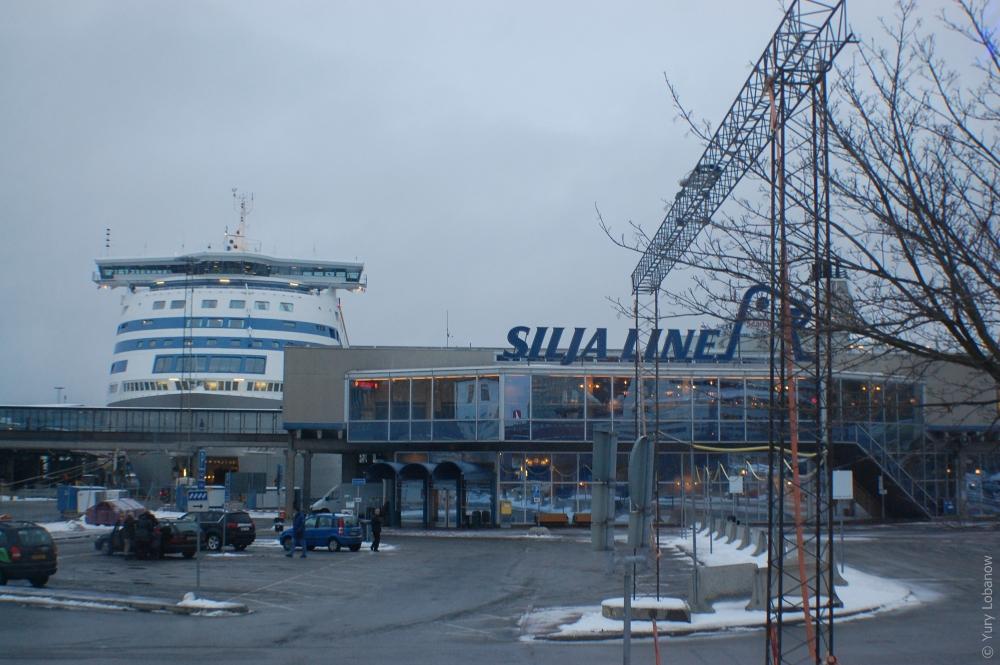 Паром Финляндия - Швеция, Паром «SILJA SYMPHONY»