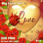 Love_романтический клипарт