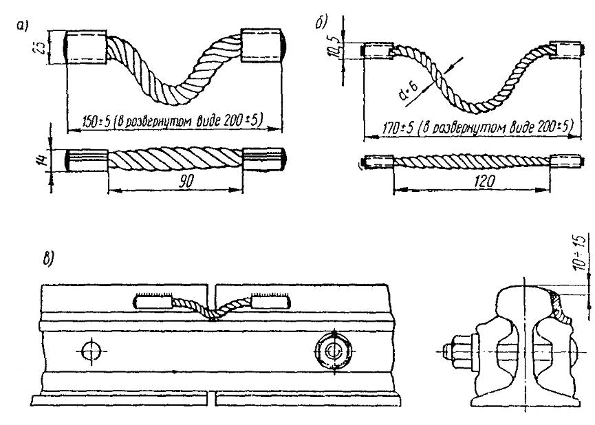 схема приварки соединителя