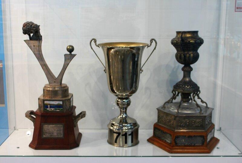 Спортивные трофеи Динамо Киев
