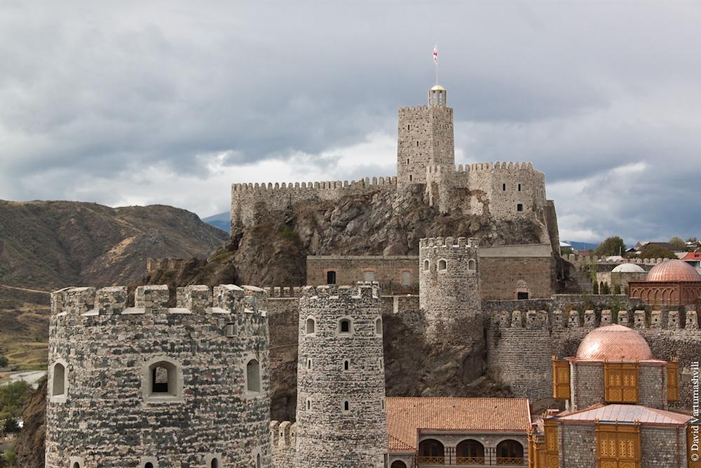 Грузия, Ахалцихе, крепость Рабат