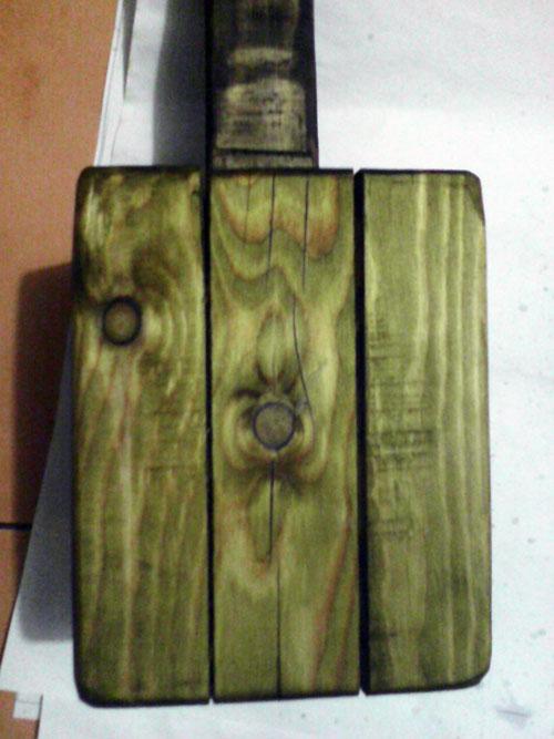 Колотушка из дерева