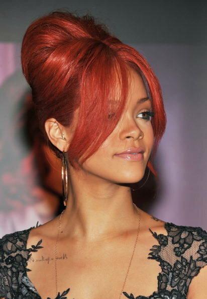 Rihanna's Reb'l Fleur Fragrance Launch