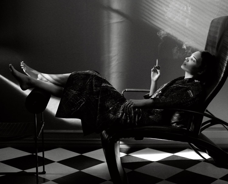 Актриса Руни Мара в журнале Interview Magazine march 2013 /  Rooney Mara by Mikael Jansson