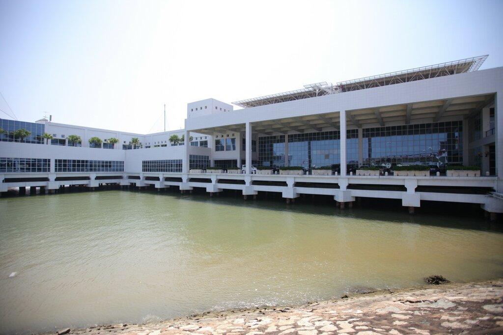 Порт Макао