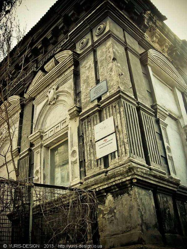 памятники бердянска, история бердянска, архитектура Бердянска