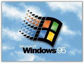 Переустановка Windows 95