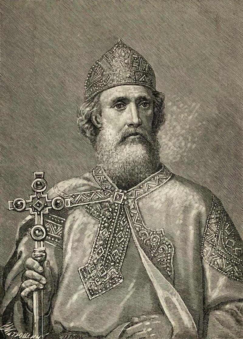 Володимѣръ Свѧтославичь, ок.  960 - 15 июля 1015) - киевский великий князь, при котором произошло крещение Руси.