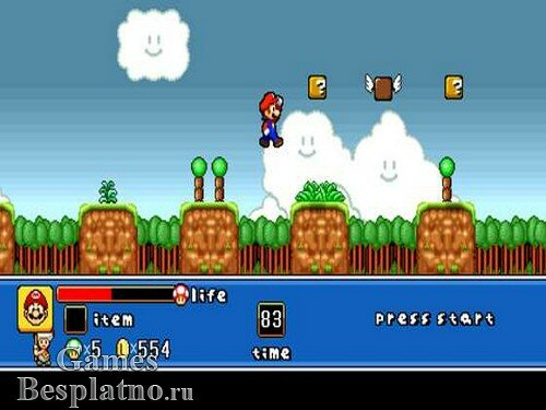 Super Mario Brawl