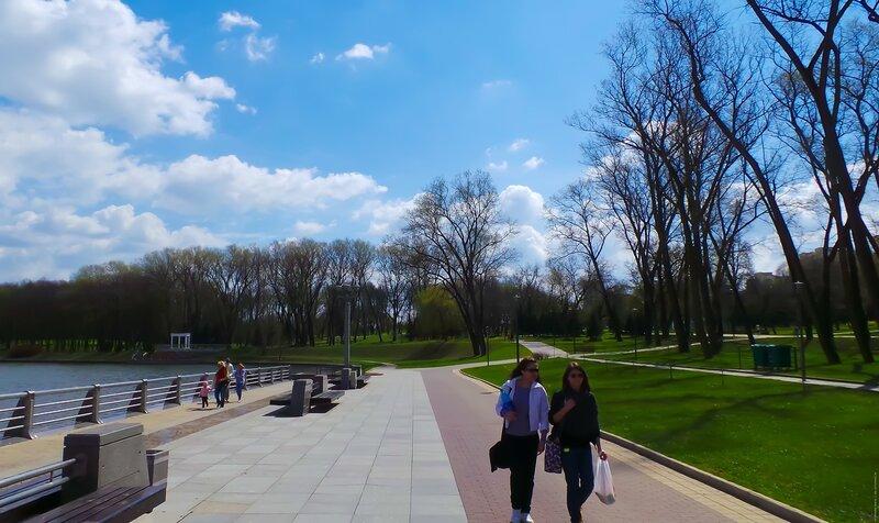 парк победы минск