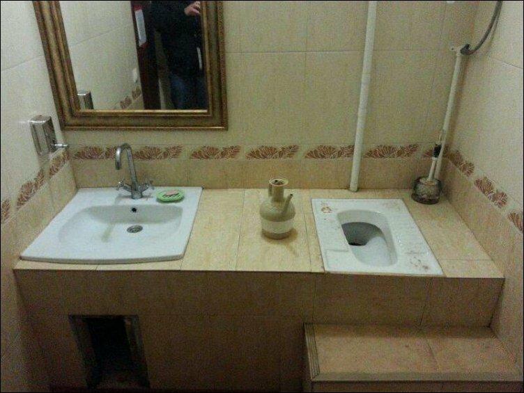 Туалет в Махачкале