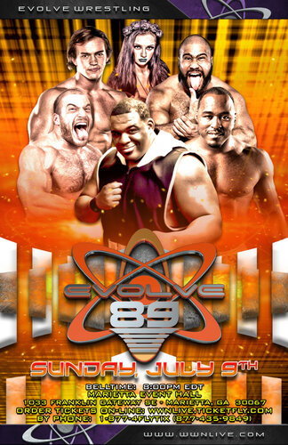 Post image of EVOLVE 89