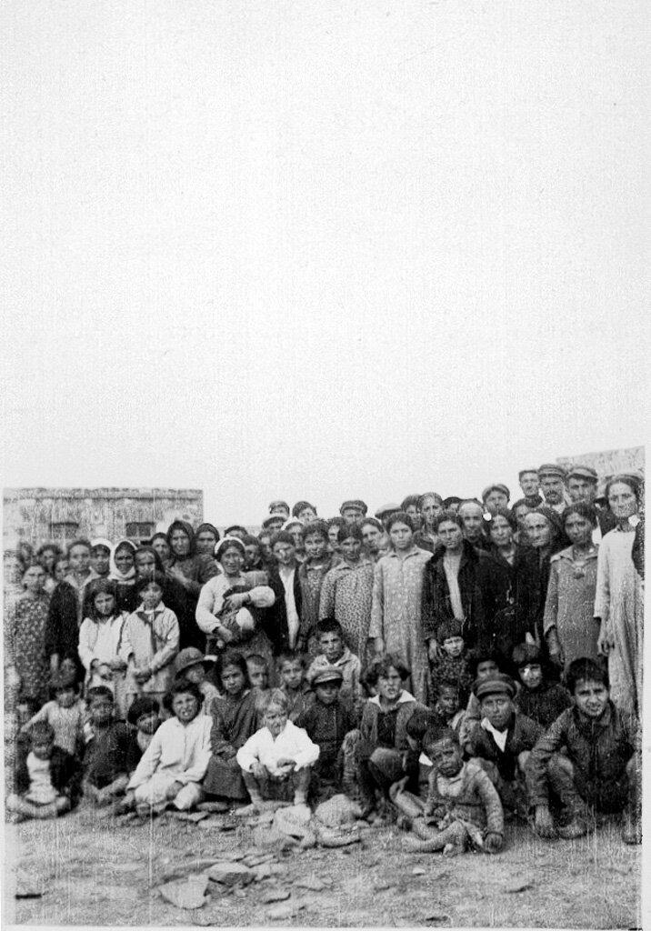 Группа беженцев из Турции обосновалась в Нубарашене