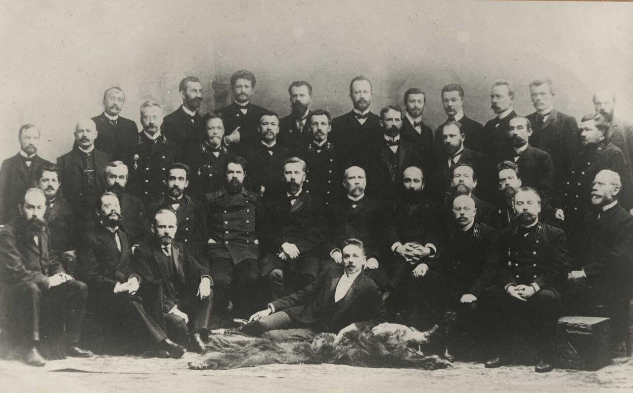 1905. Первый делегатский съезд железнодорожных служащих