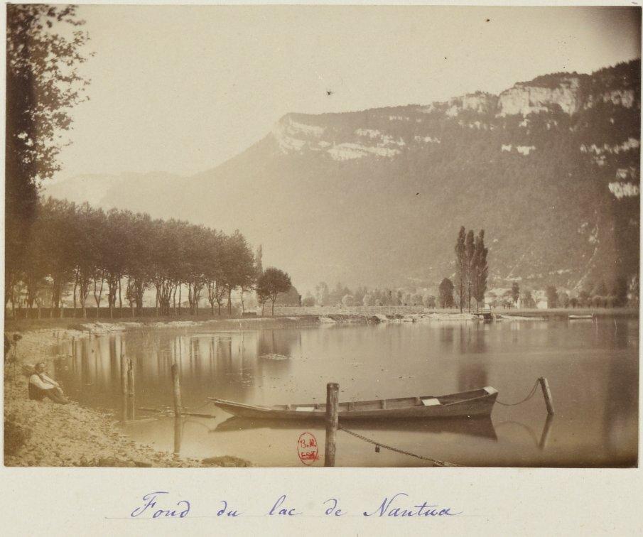 3. На озере Нантюа