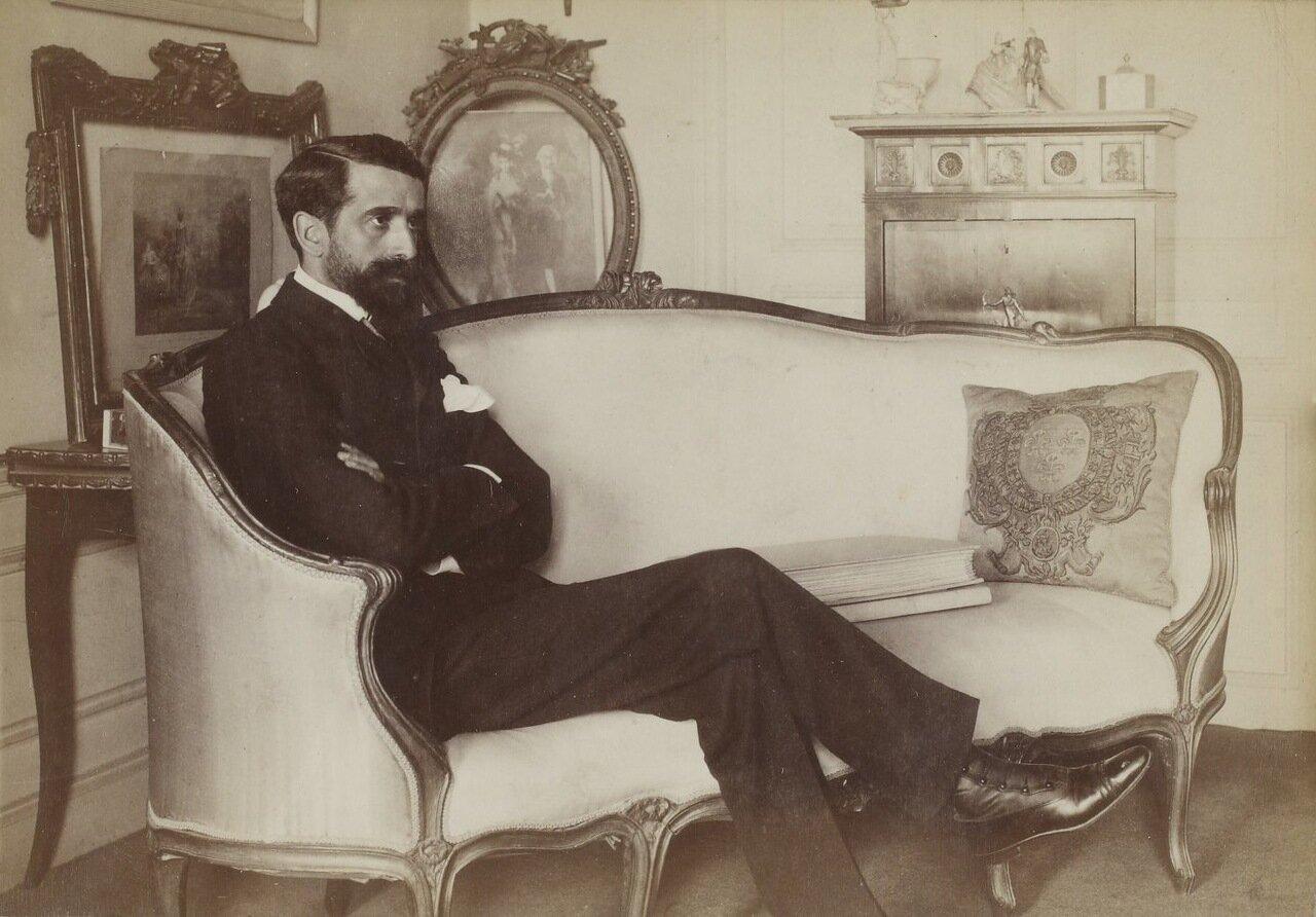 Поль Сезар Эллё (1859-1927)