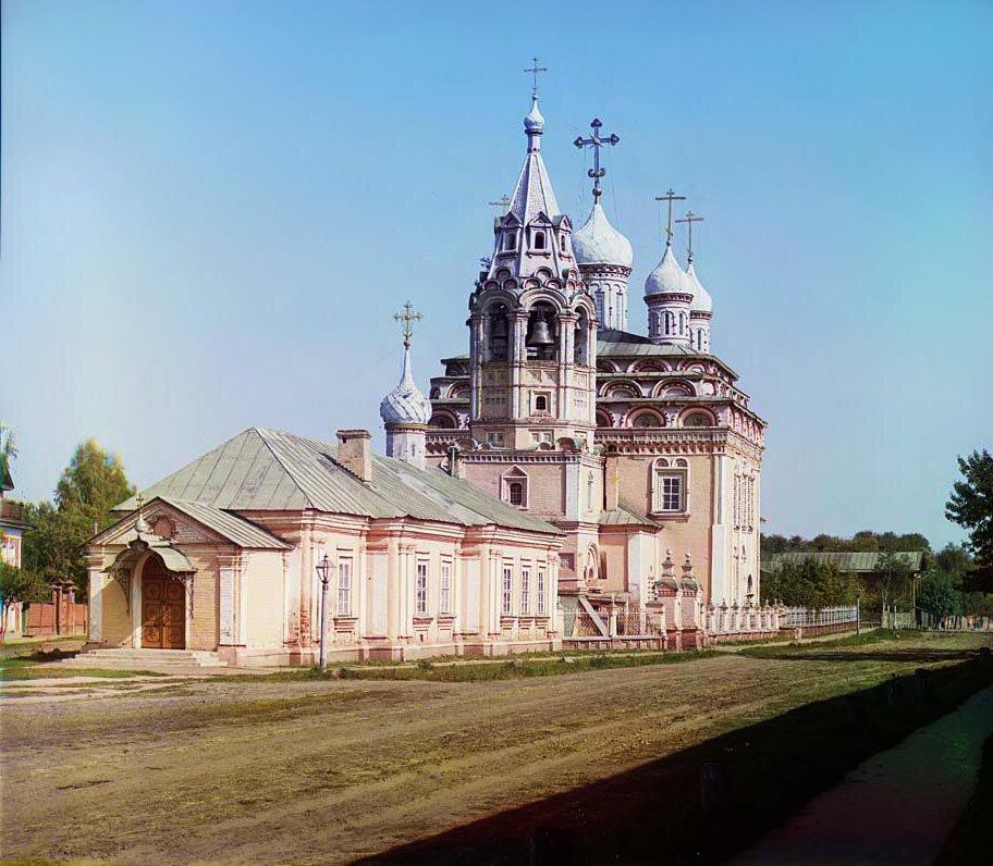 Троицкий собор. Кострома. 1910.