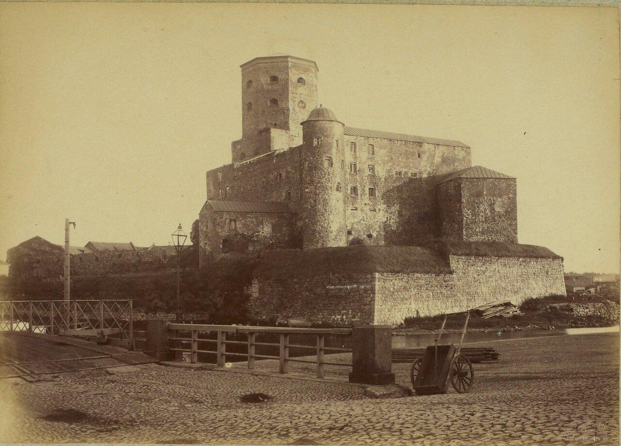 Замок в Выборге. 1885.