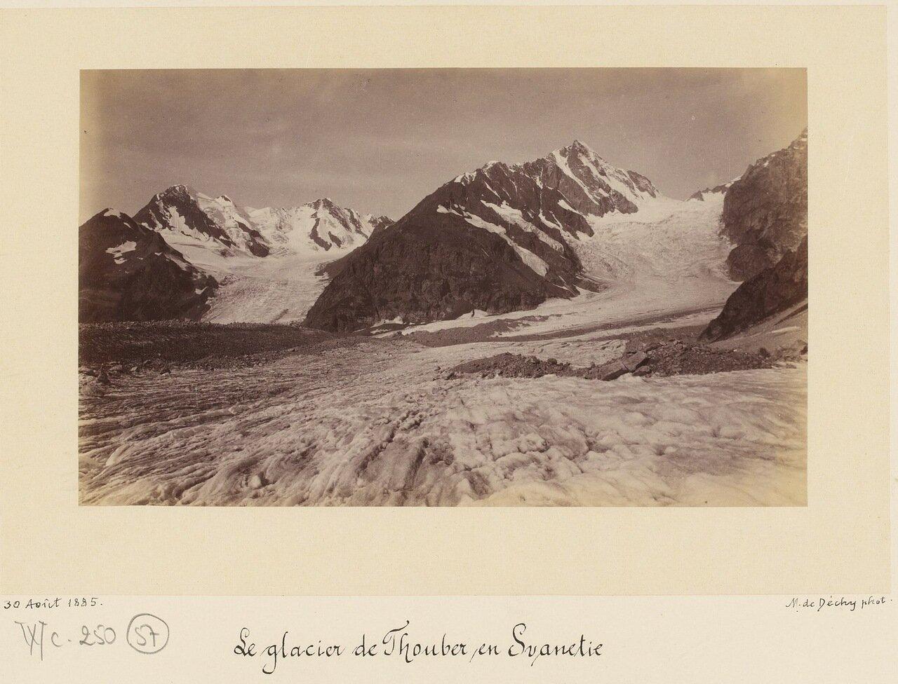 Ледник Тубер (Сванетия)