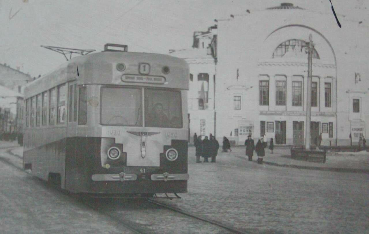 маршрут «Площадь Волкова – Пятерка»